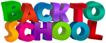 Back to School Text Transparent Clip Art Image   Gallery Yopriceville -  High-Quality Images and Transparent PNG Free Clipart