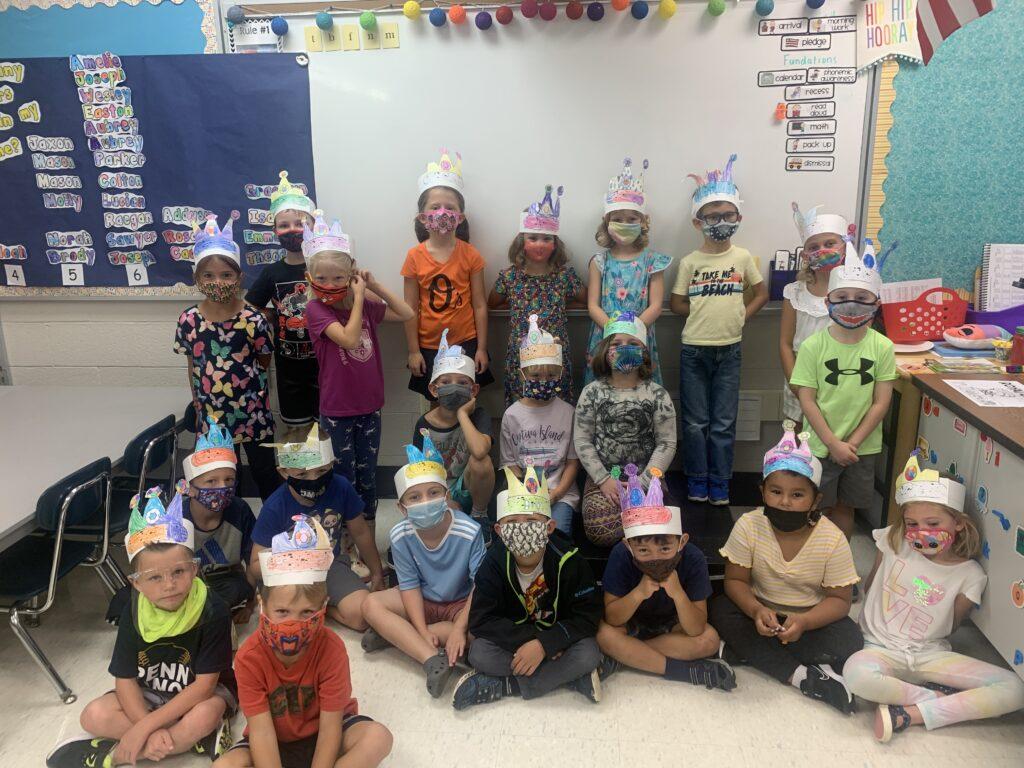 Kings and Queens of Kindergarten