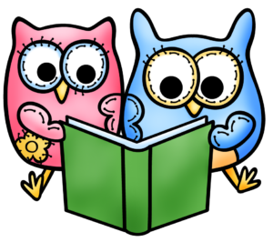 Owls Reading