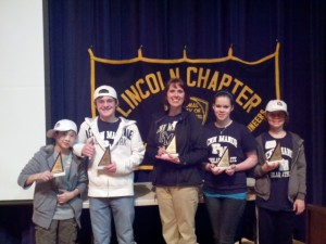 MathCounts - Manor Middle - February 2011