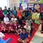 Second Grade Smiles!