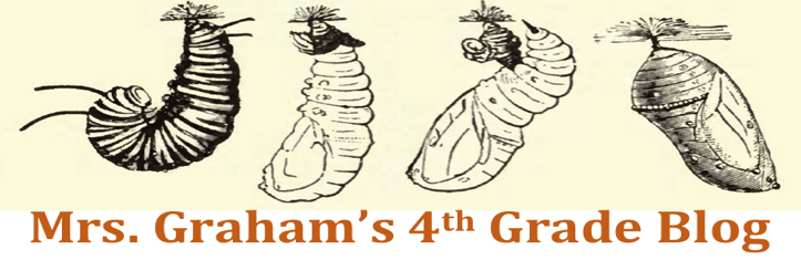 Mrs. Graham's 4th Grade Blog