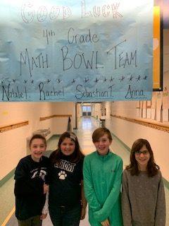 Math Bowl Team