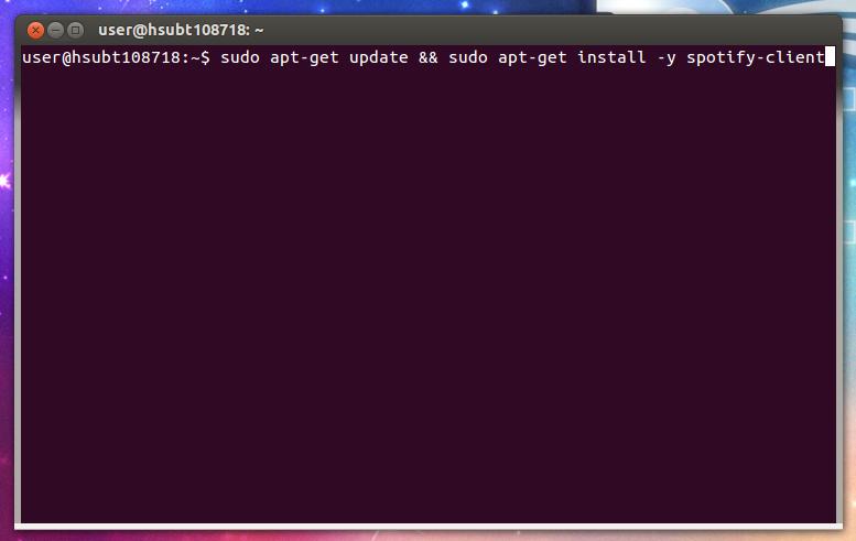 installspotify_aptgetinstall