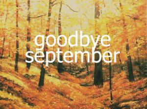 goodbye-september