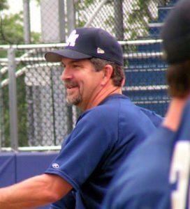 Head Coach Jim Zander