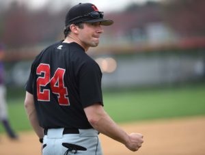 Former Comet 2nd baseman Jeremy Morrison ('00) has won three section 1 titles at Hempfield in addition to a league title in 2014 and district title in 2015.